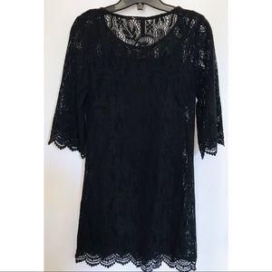 Dresses & Skirts - Crochet Dress/Tunic Size 4